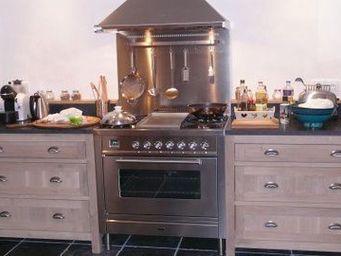 Antiek-Bouw -  - Traditionelle Küche