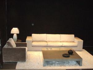 Armani Casa - canaletto - Sofa 4 Sitzer