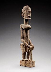Galerie Frank Van Craen - figure, dogon - Kleine Statue