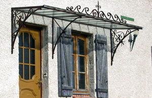 La Forge  de La Maison Dieu - boudi - Eingangsvordach