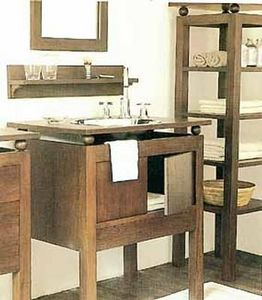 Maywood - Bruine D Asie - siam - Badezimmermöbel