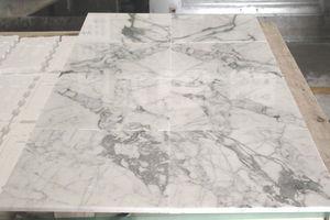 Nature-marbre - carrare venato commercial - Platte Aus Naturstein