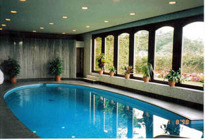 J W Green Swimming Pools -  - Innenswimmingpool