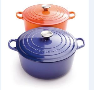 Le Creuset -  - Suppentopf