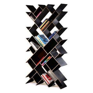 Contra Forma - shelf quad oblong - Bibliothek