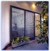 Colorway Blinds - partitioning - Trennwand