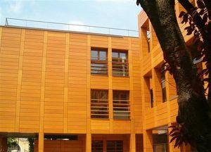 Bruynzeel Multipanel - wooding - Fassadendekor
