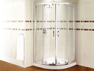 Metropolitan Shower - quadrant - Eckduschkabine