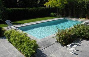 Idoine Piscines -  - Traditioneller Schwimmbad