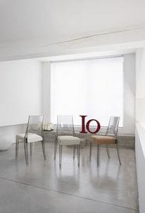 SCAB DESIGN - glenda - Stapelbare Stühle