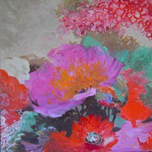 Fabienne Colin -  - Zeitgenössische Gemälde