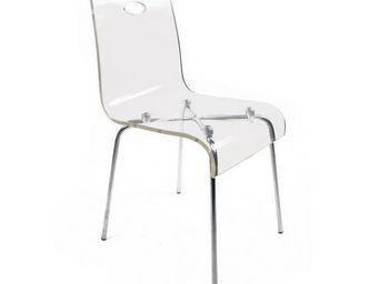 Miliboo - cindy - Stapelbare Stühle