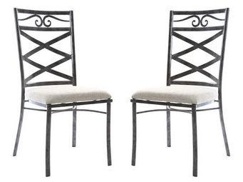 Miliboo - venezia chaises - Stuhl
