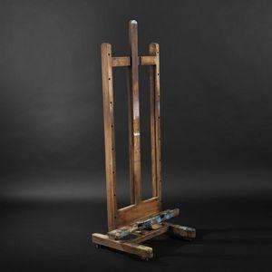 Expertissim - chevalet de peintre. début xxe siècle - Staffelei