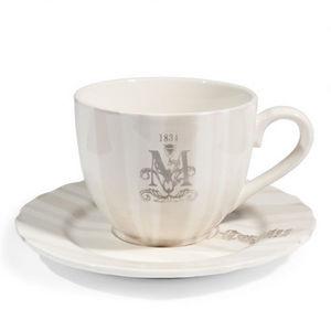 MAISONS DU MONDE - tasse et soucoupe à thé palais - Kaffeetasse