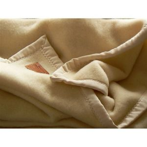 MIDIPY - couverture bébé en haute laine des pyrénées - Decke