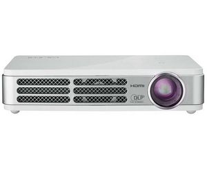 VIVITEK - qumi 2 light - mini vidoprojecteur - blanc - Video Light Projector