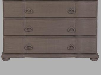 BLANC D'IVOIRE - tom gris foncé - Kommode
