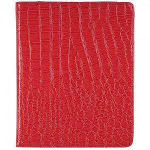 La Chaise Longue - etui ipad 2 croco rose -