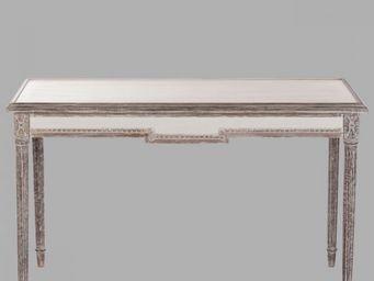 BLANC D'IVOIRE - venise blanc - Konsolentisch