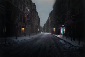 Beware - sonorités nocturne - Fotografie