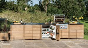 Gaze Burvill -  - Sommerküche