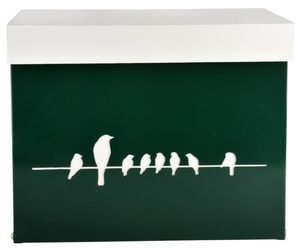 BEST FOR BOOTS - boite à lettres oiseaux sur un fil - Briefkasten