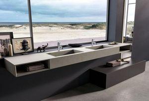La Maison Du Bain -  - Doppelwaschtisch Möbel