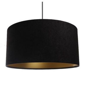 Mathi Design - suspension or noir - Deckenlampe Hängelampe