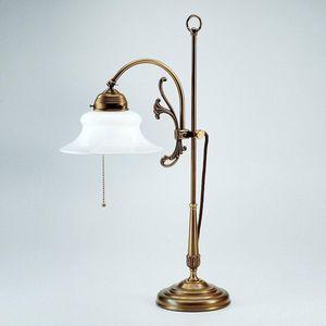 Berliner Messinglampen -  - Tischlampen