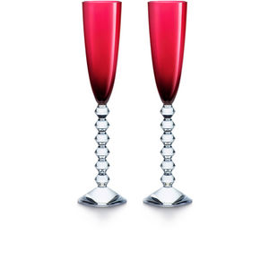 Baccarat - coffret 2 flûtes - Champagnerkelch