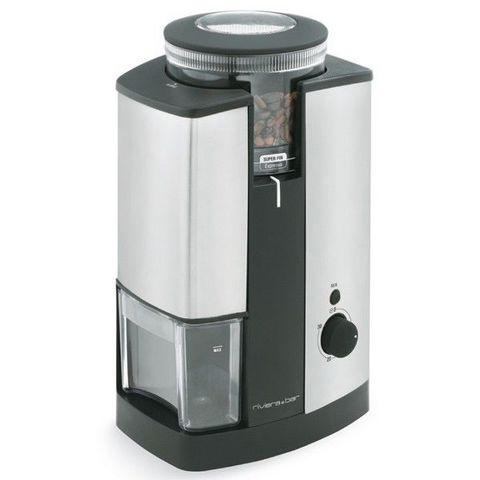 RIVIERA & BAR - Kaffeebrühautomat-RIVIERA & BAR-Broyeur inox