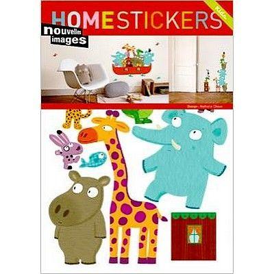 Nouvelles Images - Sticker-Nouvelles Images-stickers adhésif arche de noé Nouvelles images