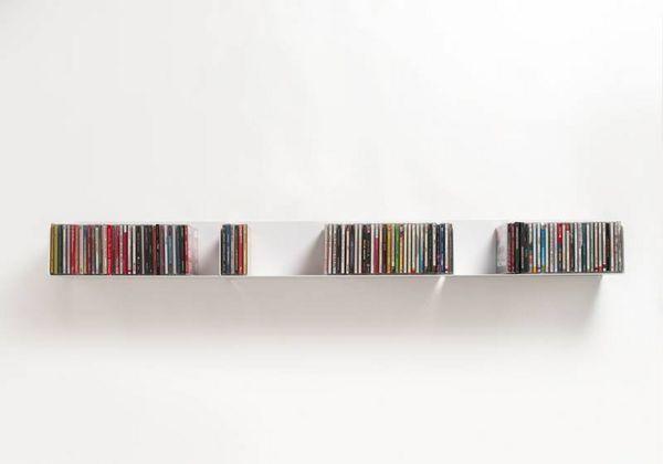 TEEBOOKS - CD-Möbel-TEEBOOKS-Lot de 3