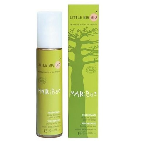 LITTLE BIG BIO - Pflegeöl-LITTLE BIG BIO-Huile de beauté bio visage régénérante - 50 ml - M