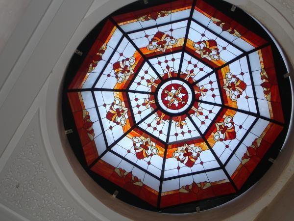 ARCHIVITRAIL - Buntglasfenster-ARCHIVITRAIL