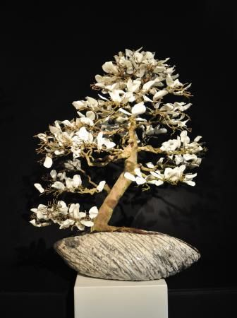 BARBARA BILLOUD & GENEVIEVE MATHIEU - Künstlicher Baum-BARBARA BILLOUD & GENEVIEVE MATHIEU