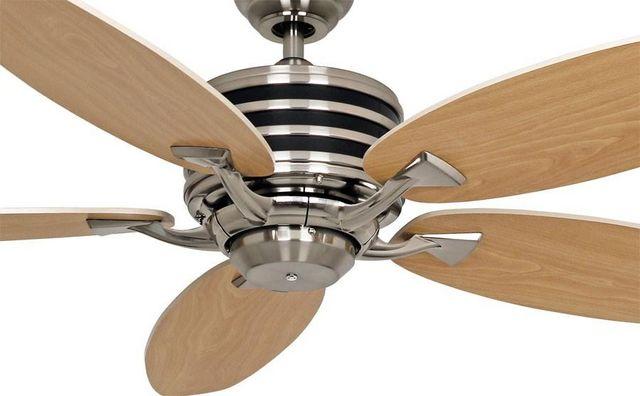 Casafan - Deckenventilator-Casafan-Ventilateur de plafond moderne Eco Gamma, 137 Cm H