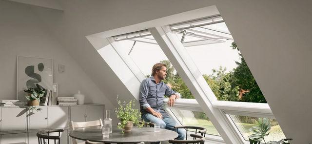 VELUX - Projektionsfenster-VELUX
