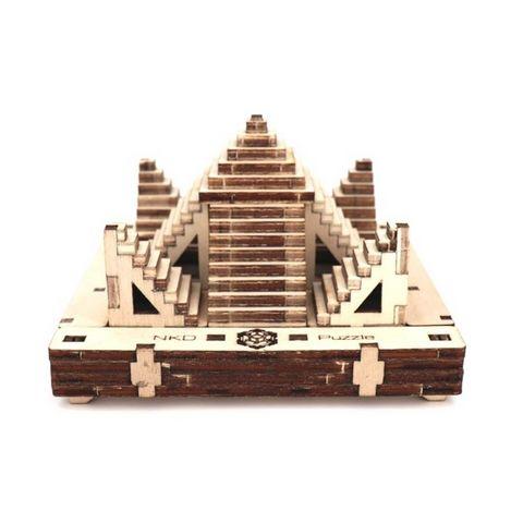 NKD PUZZLE - Aufbau Spiel-NKD PUZZLE-Pyramido