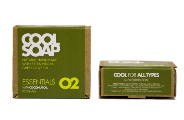 THE COOL PROJECTS - Naturseife-THE COOL PROJECTS-Rosemary