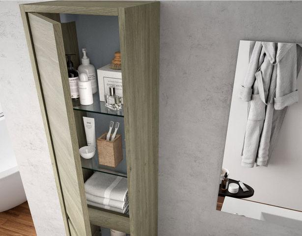 CasaLux Home Design - Badezimmerschrank-CasaLux Home Design-Noja Auxiliaire Eternity 85177