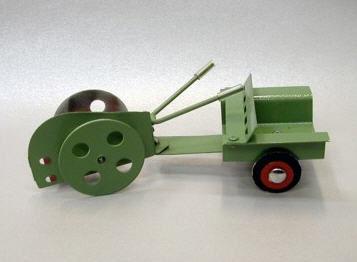 Jesco von Puttkamer - Automobilmodell-Jesco von Puttkamer-Einachser