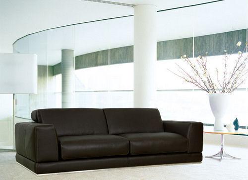 Canapé Show - Sofa 2-Sitzer-Canapé Show-Canap? 3 pl. Grand luxe. Cuir 2.5 mm