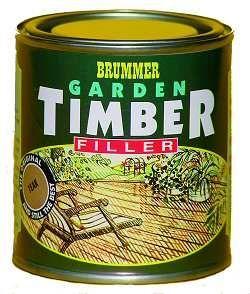 Clam - Brummer - Holzteig-Clam - Brummer-Brummer Garden Timber Filler