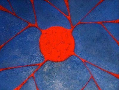 DEZIN-IN - Zeitgenössische Gemälde-DEZIN-IN-SINAPSI DEI COLORI