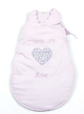 BLANC D'IVOIRE - Schlafsack-BLANC D'IVOIRE-MADE IN LOVE