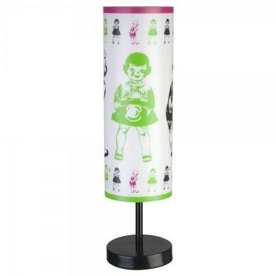 La Chaise Longue - Tischlampen-La Chaise Longue-Lampe Paperdolls