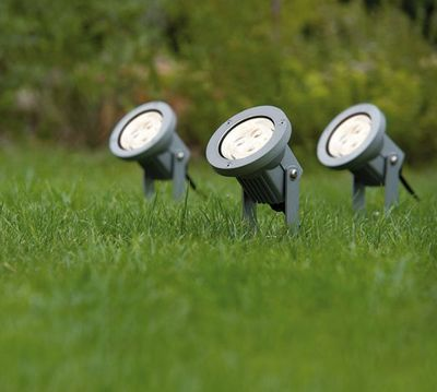 Epi Luminaires - Steckscheinwerfer-Epi Luminaires-GARDEN
