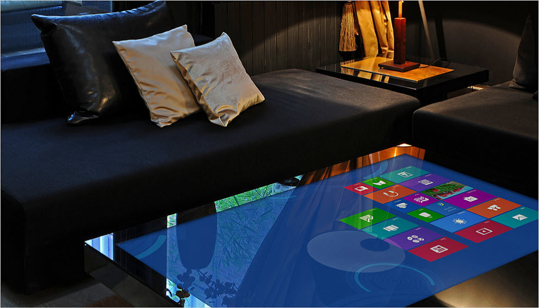 OX-HOME mesa conectada Sistemas domóticos Automatización doméstica  |